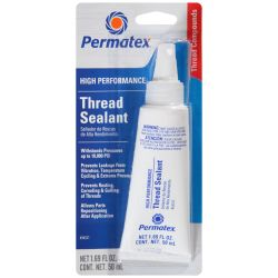in package of Permatex High Performance Thread Sealant