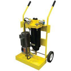 Portable Diesel Fuel Polishing Cart