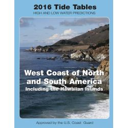 Discontinued: 2018 West Coast Tide Tables