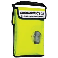 SOS Dan Buoy - Self-Inflating Man Overboard Marker Buoy