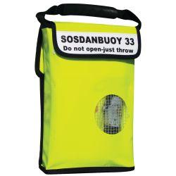 SOS Dan Buoy - Self-Inflating Man Overboard Marker Buoy