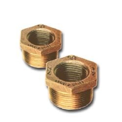 Bronze Hex Bushings