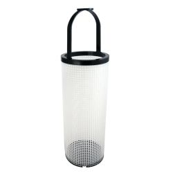 Plastic Poly Replacement Raw Water Strainer Baskets - New Style