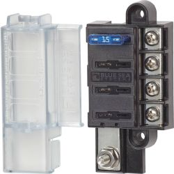 ST Blade Compact Fuse Blocks