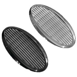 Billet Screw-In Grill Horn Cover