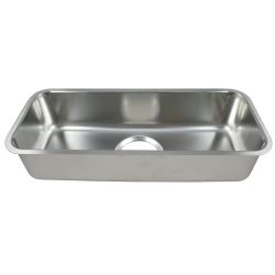 Gastronorm Galley Utility Sink B - Small