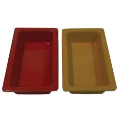 1/4 Size Ceramic Bake/Serve Dish - Levante Stoves