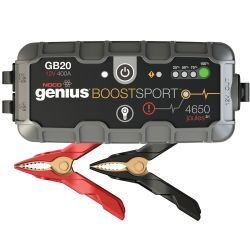 Noco GB20 400 Amp Genius Boost Sport Jump Starter