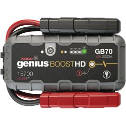 Noco GB70 - 2000 Amp Genius Boost HD Jump Starter