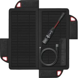 9 Watt USB Solar Charging Kit