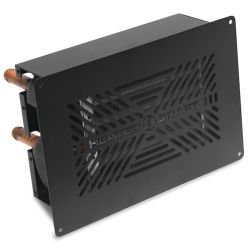 Commericial Hydronic Cabin Heater - Grill Face Heater - 500 COM
