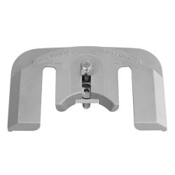 Mercury Bravo E-Plate Anode Kit - Aluminum