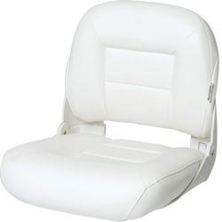 Low Back NaviStyle Boat Seat - White