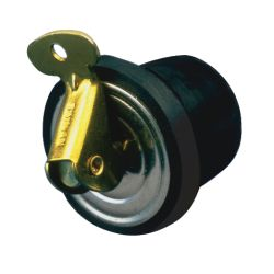 BRASS BAITWELL PLUG-5/8IN (2/CARD)