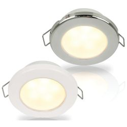 EuroLED 75 LED Down Lights with Spring Clip