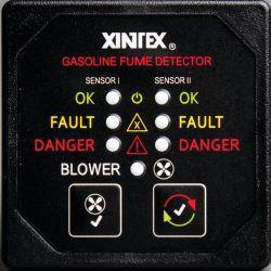 Gasoline Fume Detector - 2-Channel
