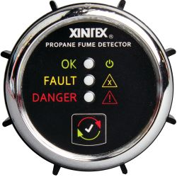 Propane Fume Detector - 1-Channel with Sensor NSV