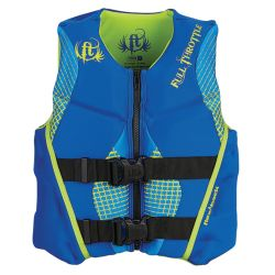 No Longer Available: Youth Hinged Rapid-Dry Flex-Back Life Jacket
