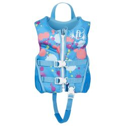 No Longer Available: Child Hinged Rapid-Dry Flex-Back Life Jacket