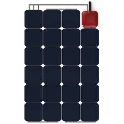 Solbian ALLinONE Semi-Flexible Solar Panels