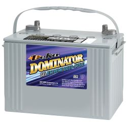 Deka 8G27 12V Group 27 Deep Cycle Gel Battery