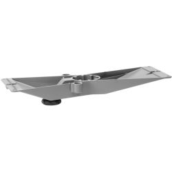 """2-3/8"""" 60mm Triton 2-Stage Table Support"""