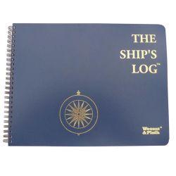WEEMS & PLATH SHIPS LOG