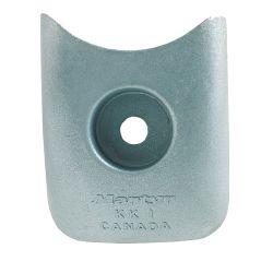 ZINC KK-3 KEEL COOLER 3-7/8X3-1/2IN
