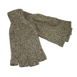 Ragg Wool Fingerless Glove