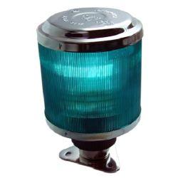 Aqua Signal Series 50 Navigation Light - All-round Green