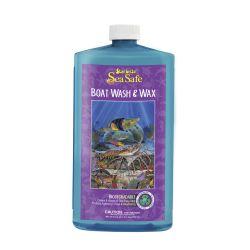 QT SEA SAFE WASH & WAX