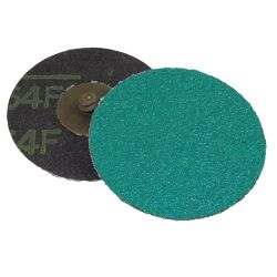 Green Corps Roloc Grinding Discs - 264F Retail Packs