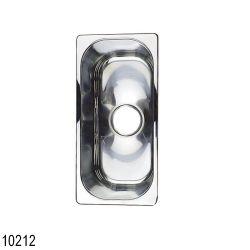 SS SINK 6-1/2IN X 13IN X 6IN