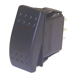 Illuminated Contura® Rocker Switches