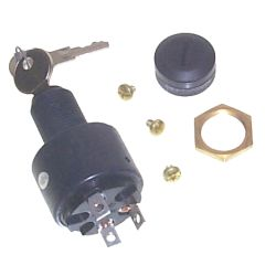BLK IGNITION SWITCH 3 POS