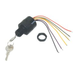 BLK MAGENTO IGNITION SWITCH 3 POS