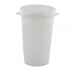 PLASTIC BAIT JAR 1 LT CRAB & SHRIMP