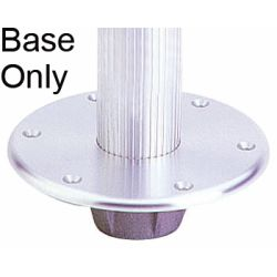 FLUSH MT TAPER SOCKET BASE