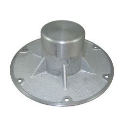 76MM FLSH MT BRITE ANDZD TABLE BASE