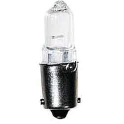 Miniature Bayonet Base Halogen Bulb
