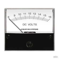 DC Analog Ammeters, 0-  25A DC