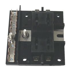 4 GANG ATO FUSE BLOCK W/GROUND