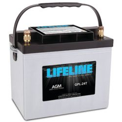 LifeLine AGM Batteries