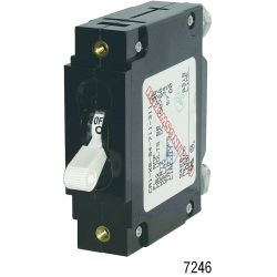 AC/DC C-Series Single Pole Circuit Breakers, 60A