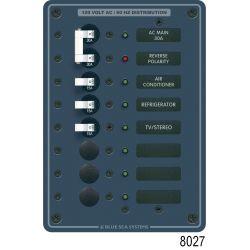 DC Micro Analog Voltmeters,   8-16V DC