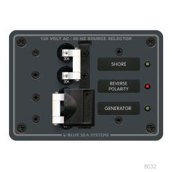 12 or 24 Volt LED Indicator Lights, Amber