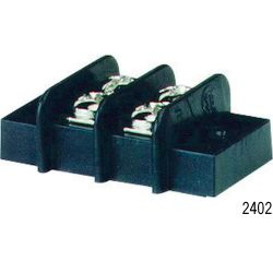 Terminal Blocks - 20 Ampere, 2 Circuit