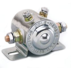 12V CONTINUOUS DUTY SOLENOID