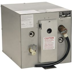 11 GAL WATER HEATER REAR H/E 120V GALV