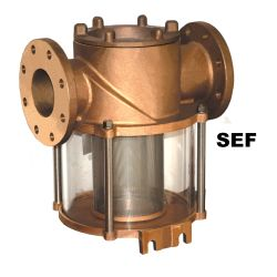 SE Series Large Engine Raw Water Strainers
